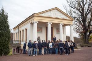 Römisches Haus, Vortrag Jaworski