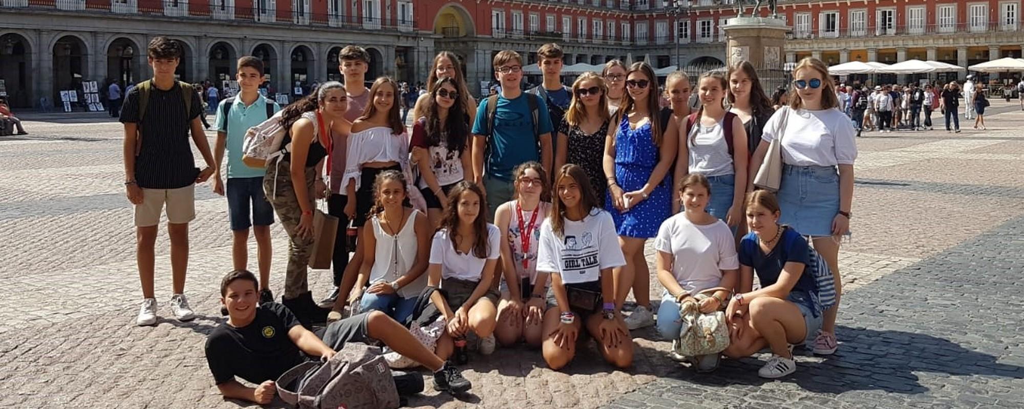 2019 Schüleraustausch mit Toledo
