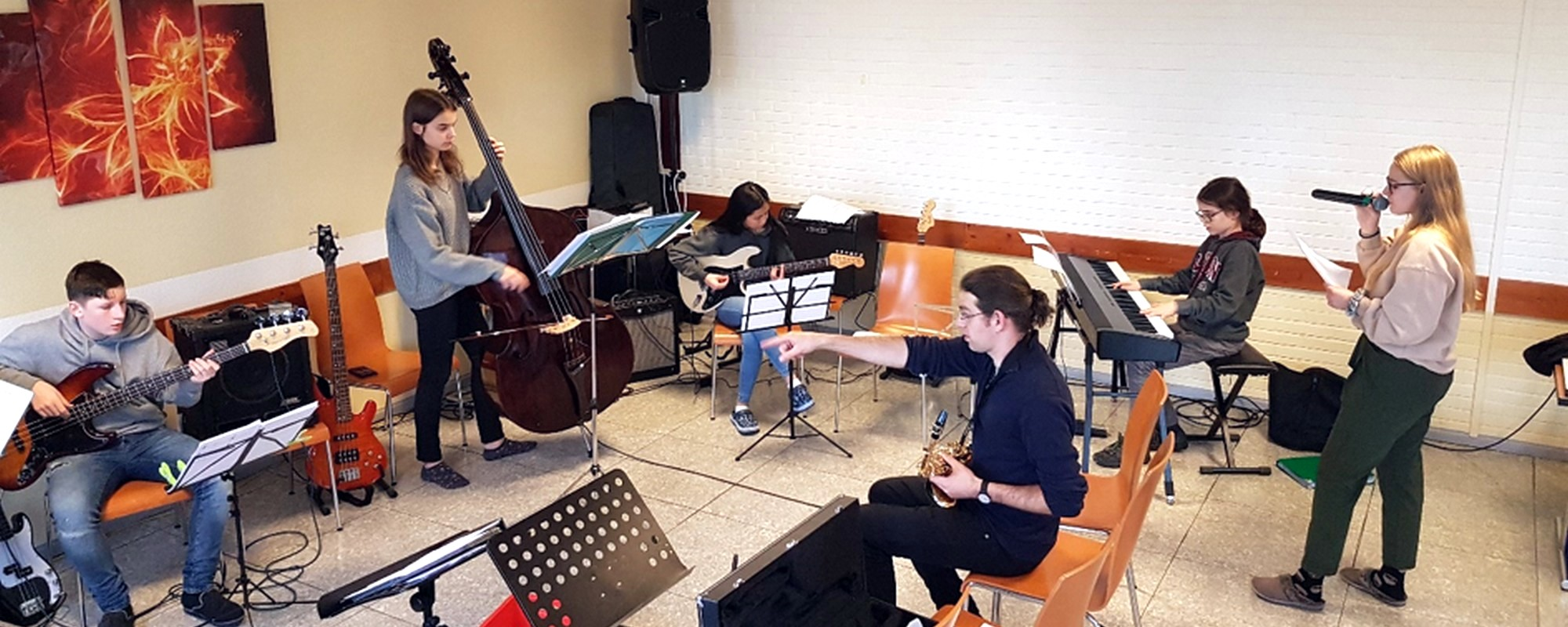 Musikalische Grüße aus Rurberg
