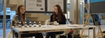 Jugend forscht – Schülerinnen experimentieren am Ritzefeld-Gymnasium