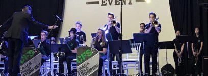 Benefizkonzert der CFS und der Big Band des Landespolizeiorchesters