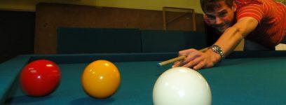 Billard – Spiel mit Köpfchen