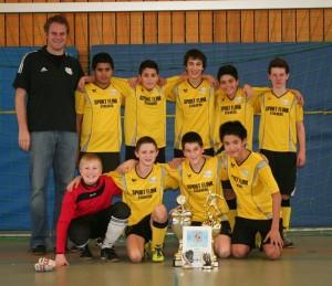 Eurode Cup C-Jugend