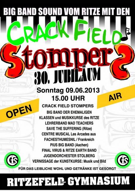 Poster CFS-Jubiläum