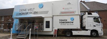 Touch Tomorrow – Zukunftstechnologien live erleben