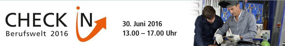check in day Datum